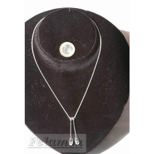 Ezüst nyaklánc medállal Pastorelli